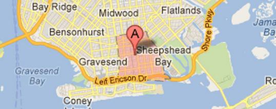 sheepshead bay brooklyn map Garage Door Repair Sheepshead Bay Ny 11235 sheepshead bay brooklyn map