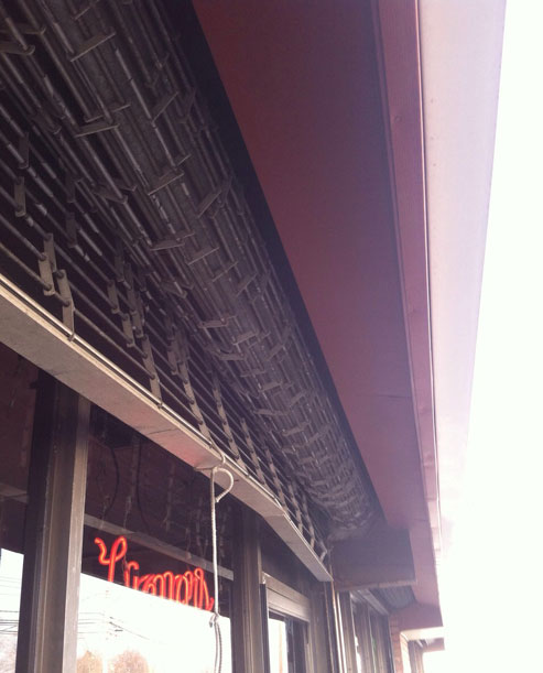 Store fron gate repair Bayonne